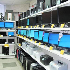 Компьютерные магазины Мыса Шмидта