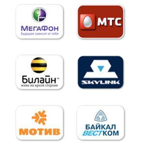 Операторы сотовой связи Мыса Шмидта