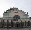 Железнодорожные вокзалы в Мысе Шмидта