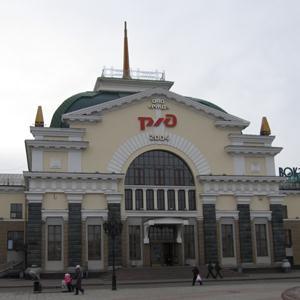 Железнодорожные вокзалы Мыса Шмидта